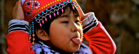 L'enfant de Pékin